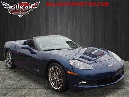 2005 Chevrolet Corvette Convertible for sale 100994636