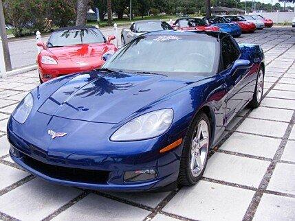 2005 Chevrolet Corvette Coupe for sale 100995860