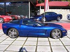2005 Chevrolet Corvette Coupe for sale 101000730