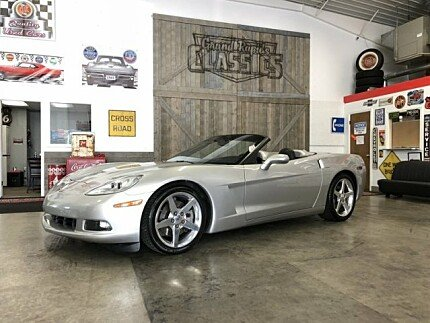 2005 Chevrolet Corvette Convertible for sale 101004966