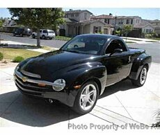 2005 Chevrolet SSR for sale 100722324