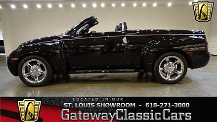 2005 Chevrolet SSR for sale 100833654