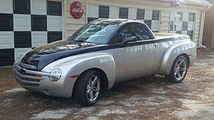 2005 Chevrolet SSR for sale 100853397