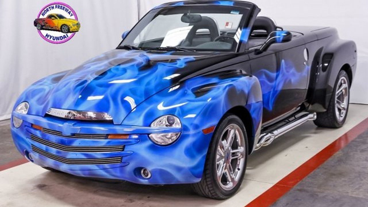 2005 Chevrolet SSR for sale 100925532