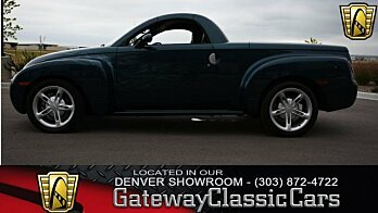 2005 Chevrolet SSR for sale 100963620