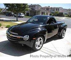 2005 Chevrolet SSR for sale 100722324