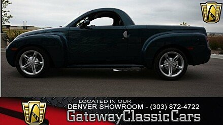 2005 Chevrolet SSR for sale 100920112
