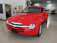 2005 Chevrolet SSR for sale 100940212