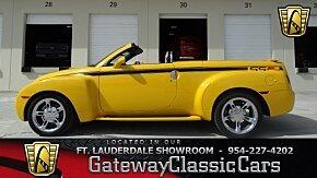 2005 Chevrolet SSR for sale 100964701