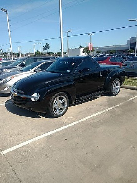 2005 Chevrolet SSR for sale 100979302
