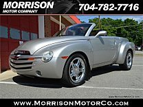 2005 Chevrolet SSR for sale 100985124
