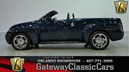 2005 Chevrolet SSR for sale 100997894