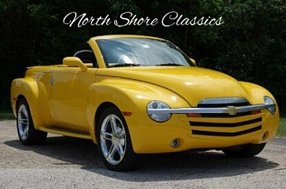 2005 Chevrolet SSR for sale 100998761