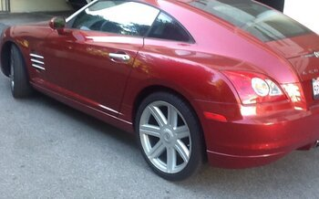 2005 Chrysler Crossfire Limited Coupe for sale 100787250