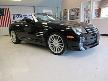 2005 Chrysler Crossfire SRT-6 Convertible for sale 100987460