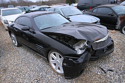 2005 Chrysler Crossfire Coupe for sale 100292692