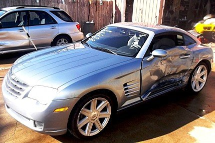 2005 Chrysler Crossfire Limited Coupe for sale 100293204