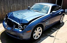 2005 Chrysler Crossfire Limited Coupe for sale 100749546