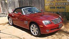 2005 Chrysler Crossfire Limited Convertible for sale 100749551