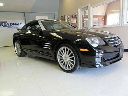 2005 Chrysler Crossfire SRT-6 Coupe for sale 100857197