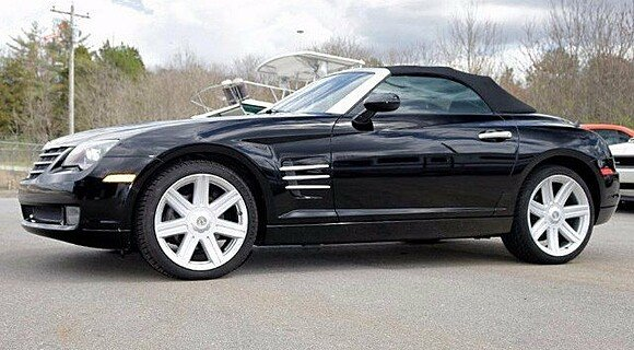 2005 Chrysler Crossfire Limited Convertible for sale 100858973