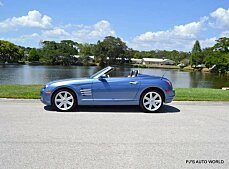 2005 Chrysler Crossfire Limited Convertible for sale 100875241
