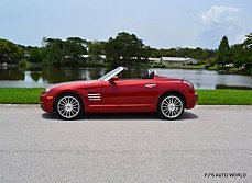 2005 Chrysler Crossfire Convertible for sale 100877176