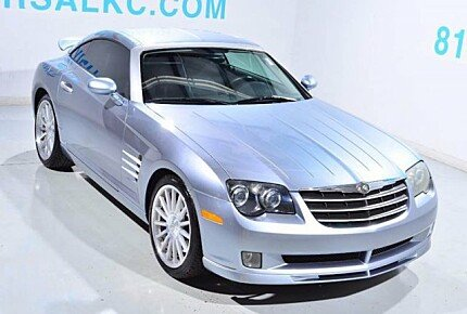 2005 Chrysler Crossfire SRT-6 Coupe for sale 100893039