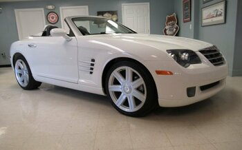 2005 Chrysler Crossfire Limited Convertible for sale 100899331