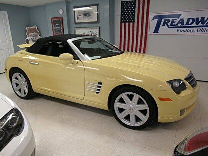 2005 Chrysler Crossfire Limited Convertible for sale 100903979