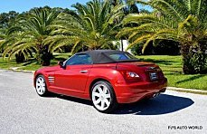 2005 Chrysler Crossfire Limited Convertible for sale 100925445