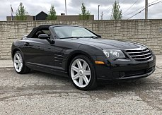 2005 Chrysler Crossfire Convertible for sale 100983453