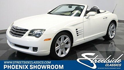 2005 Chrysler Crossfire Limited Convertible for sale 100989851