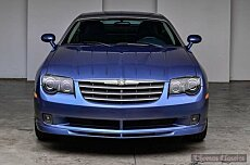 2005 Chrysler Crossfire SRT-6 Coupe for sale 100997650