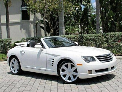 2005 Chrysler Crossfire Limited Convertible for sale 100998800