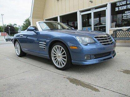 2005 Chrysler Crossfire SRT-6 Convertible for sale 101029505