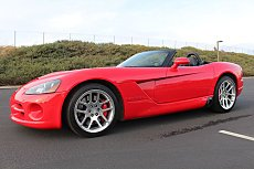 2005 Dodge Viper SRT-10 Convertible for sale 100727049