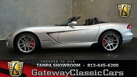 2005 Dodge Viper SRT-10 Convertible for sale 100751138