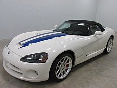 2005 Dodge Viper SRT-10 Convertible for sale 100755534