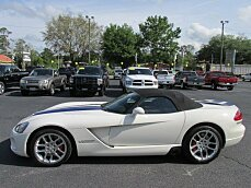 2005 Dodge Viper SRT-10 Convertible for sale 100755534