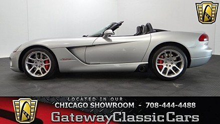 2005 Dodge Viper SRT-10 Convertible for sale 100757173