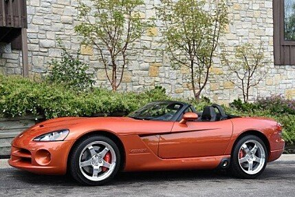 2005 Dodge Viper SRT-10 Convertible for sale 100758108