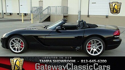 2005 Dodge Viper SRT-10 Convertible for sale 100822258