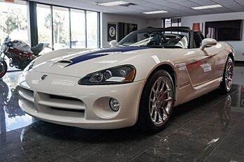 2005 Dodge Viper SRT-10 Convertible for sale 100983308