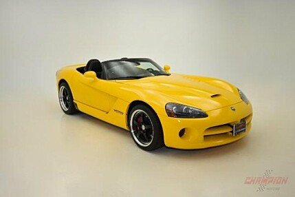 2005 Dodge Viper SRT-10 Convertible for sale 100924424
