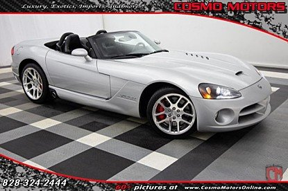 2005 Dodge Viper SRT-10 Convertible for sale 100999414