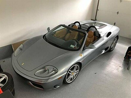 2005 Ferrari 360 for sale 100897122