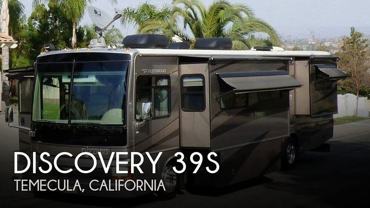 2005 Fleetwood Discovery for sale 300155560