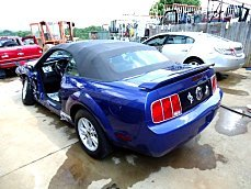 2005 Ford Mustang Convertible for sale 100292713