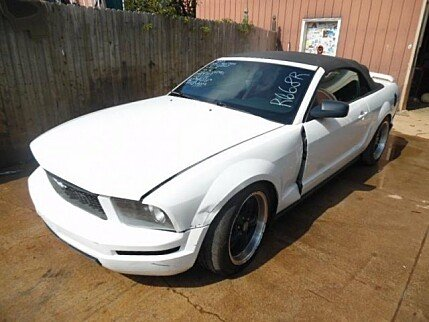 2005 Ford Mustang Convertible for sale 100749754